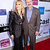 Rosanna Arquette was supported at the event by her brother, David Arquette. The duo honored their late sibling, Alexis Arquette.