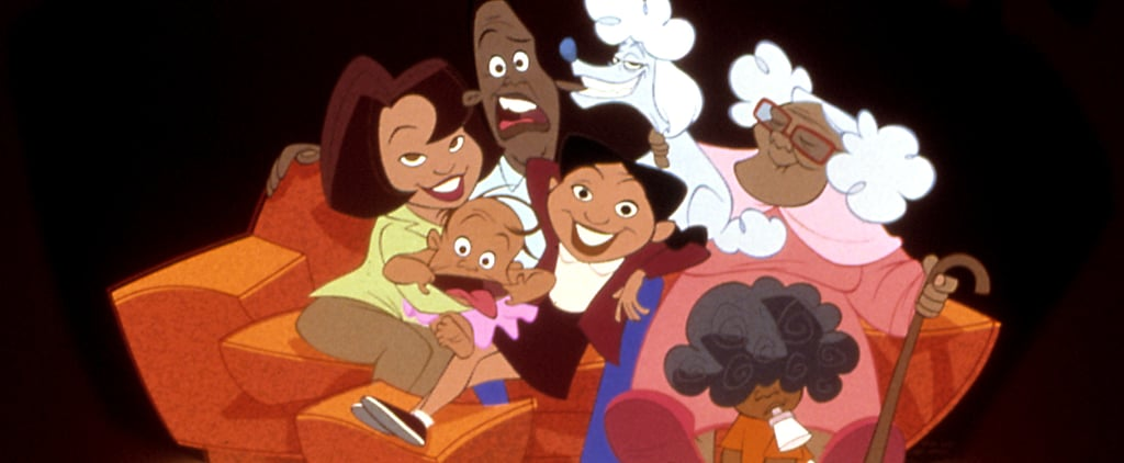 The Proud Family Reboot on Disney Plus
