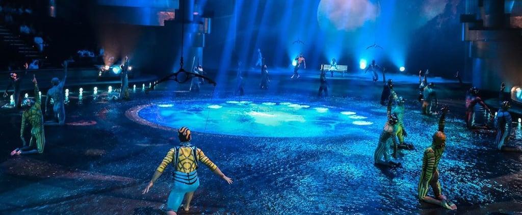 عرض لابيرل العالمي يعود إلى خشبة المسرح في دبي من جديد