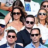 Pippa Middleton Was Spotted at a Another Wimbledon Match