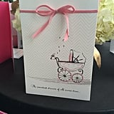 A New Baby Card From Sarah Jessica Parker's Line For Hallmark