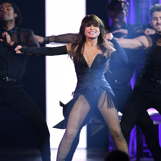 Paula Abdul's Home Workout Tips and Routine