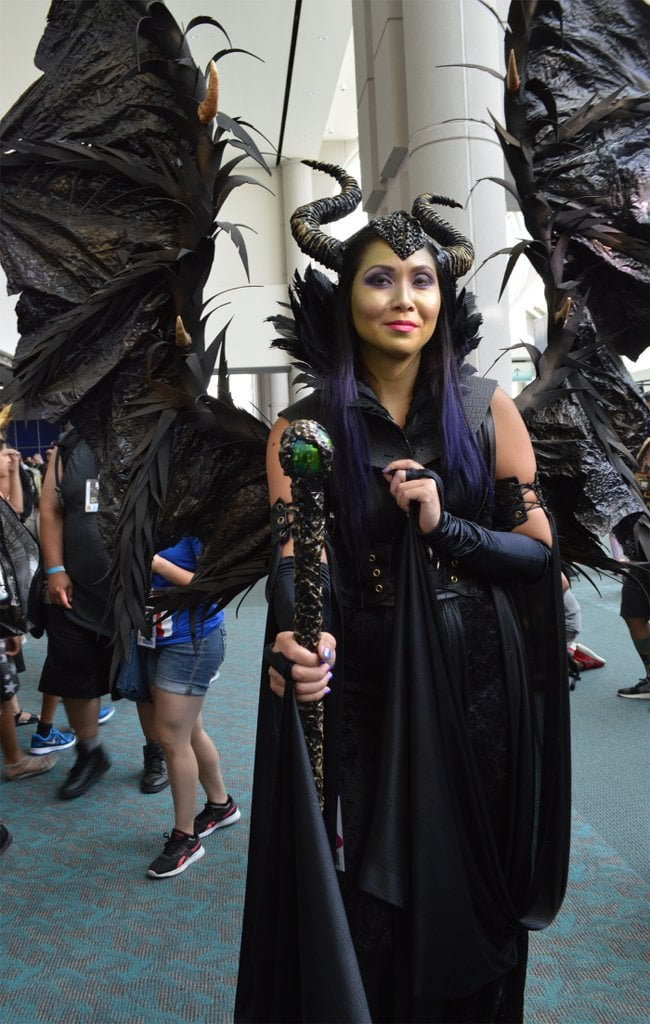 Attend a Comic Book Convention in Costume