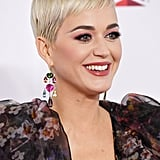 Katy Perry's Blond Pixie Cut in 2019