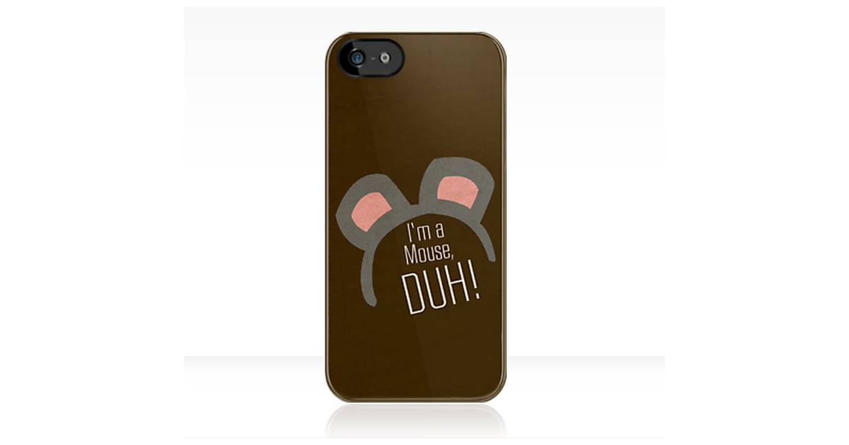 quot i 39 m a mouse quot iphone case 31 mean girls iphone cases