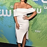 May at the CW New York Upfronts