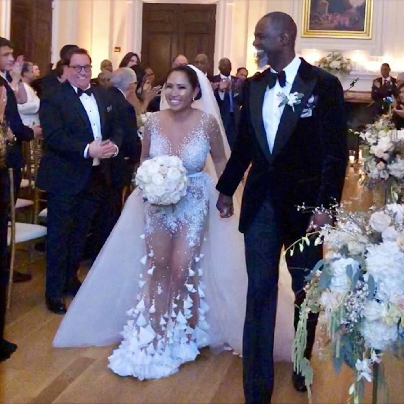 Leilani mendoza wedding dress popsugar fashion junglespirit Gallery
