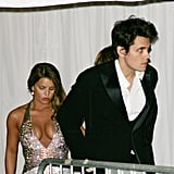 Jessica Simpson and John Mayer