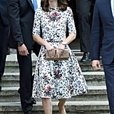 Kate in Erdem, July 2017
