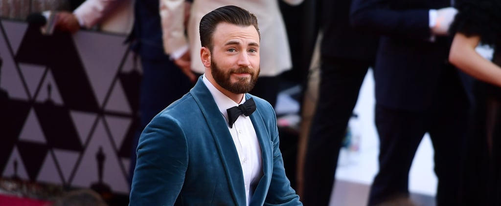 Chris Evans Says He First Turned Down Captain America Role