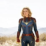 Captain Marvel From Captain Marvel
