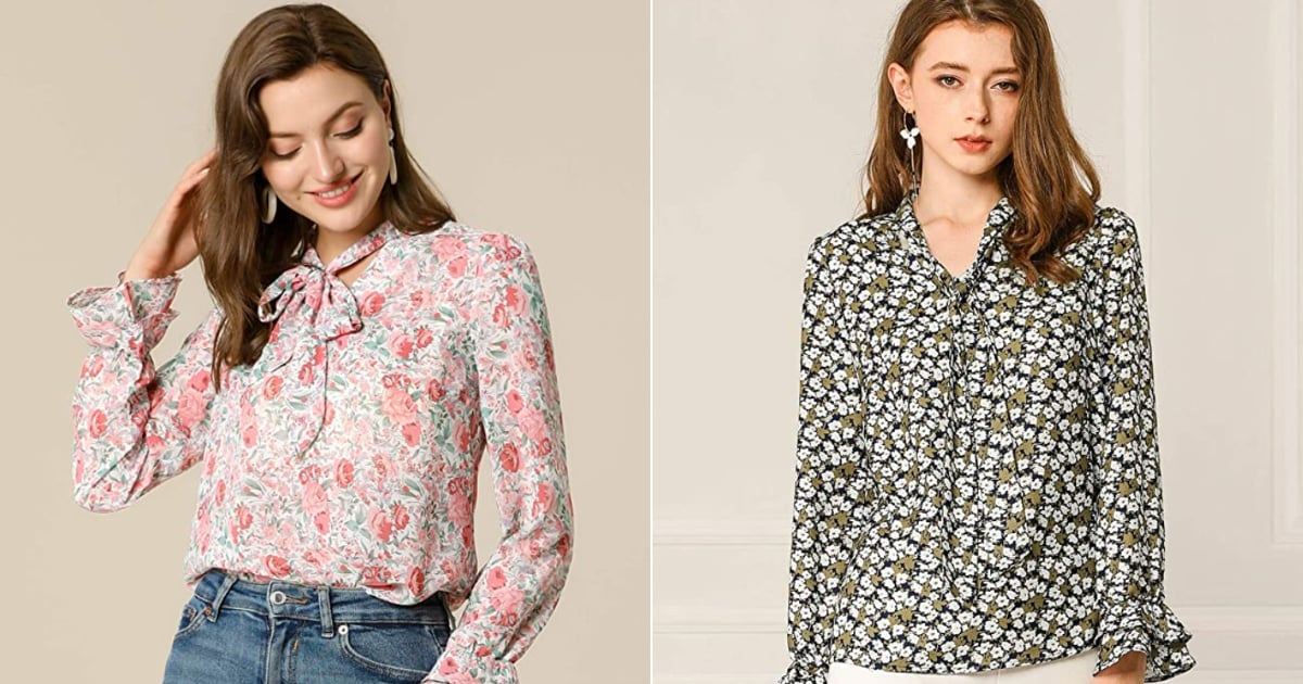 13 Stylish Spring Tops You Won't Believe We Found on Amazon — Starting at $13!