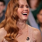 Amy Adams With Red Hair in 2007