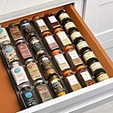 YouCopia SpiceLiner Spice Rack Drawer Organizer