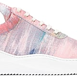 These Filling Pieces Artemis Sneakers ($250) look like a pretty watercolor painting — sold!