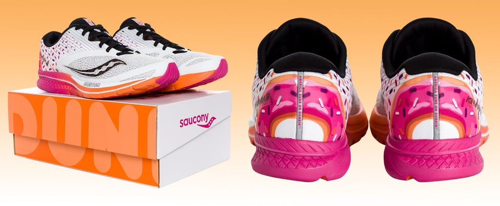 Dunkin' Donuts Saucony Running Sneakers