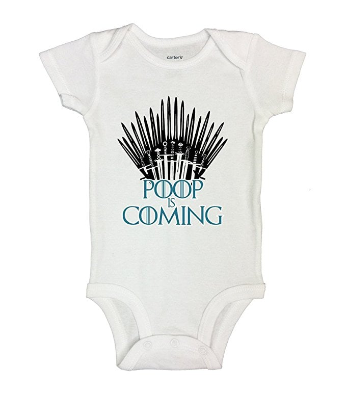 Little Royaltee Shirts Game of Thrones Onesie