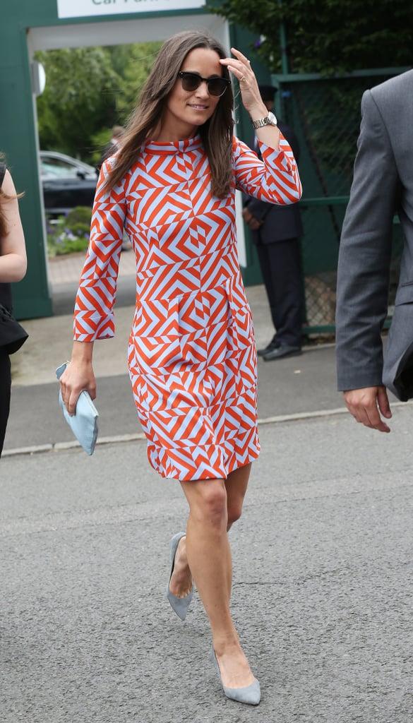 Pippa Middleton's Dress at Wimbledon