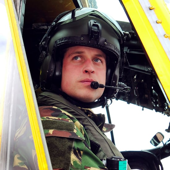 Prince William's Essay About East Anglian Air Ambulance