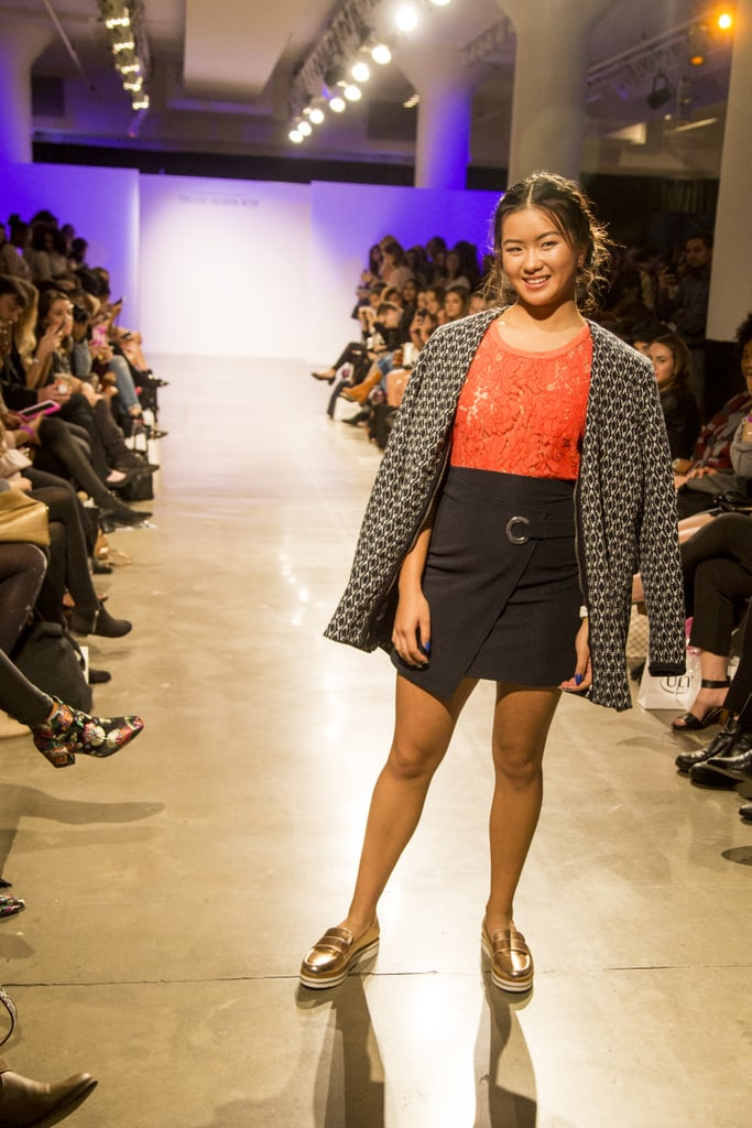 Runway Looks From College Fashion Week