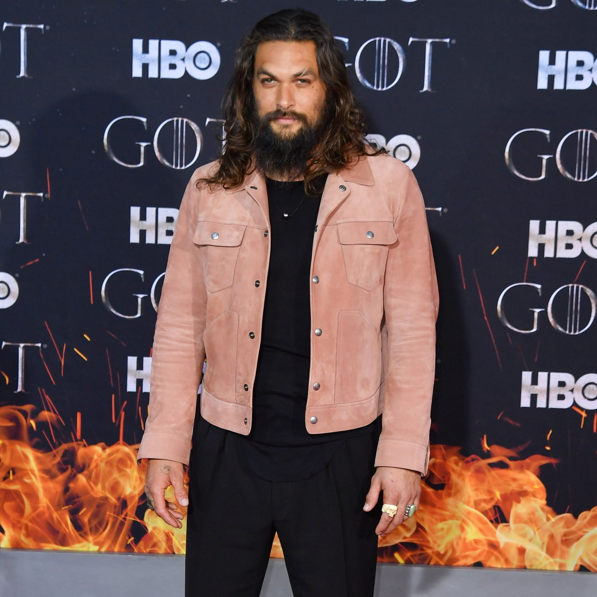 Jason Momoa Transformation: Flipboard: Jason Momoa Has Nothing Nice To Say To Jon Snow