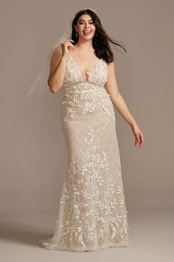 The Best Wedding Dresses Of 2020 Popsugar Fashion,Beaded Bodice Wedding Dress With Tulle Skirt