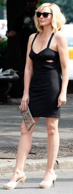 Celeb Style: Kim Cattrall