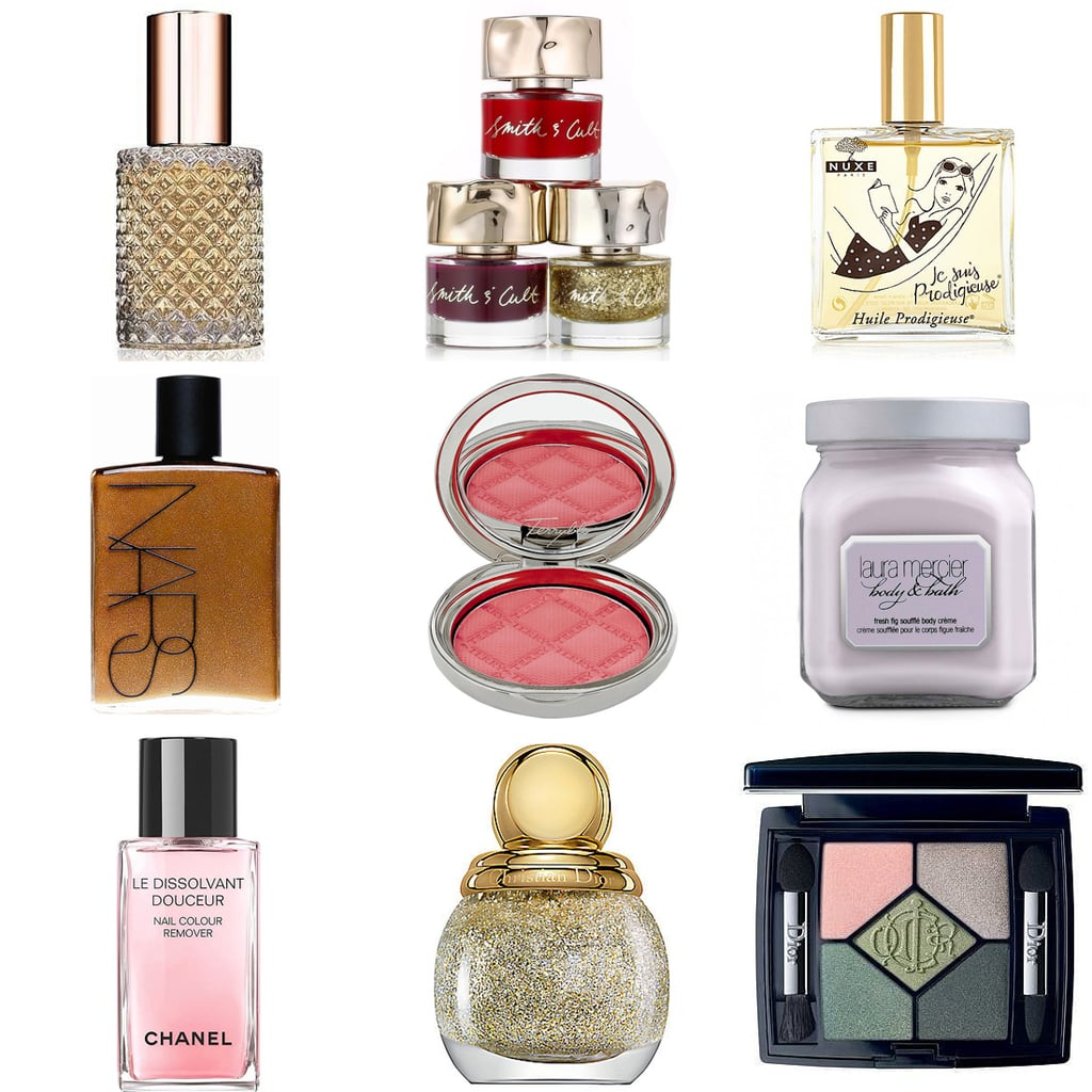 Beauty Gifts in Beautiful Bottles and Packaging