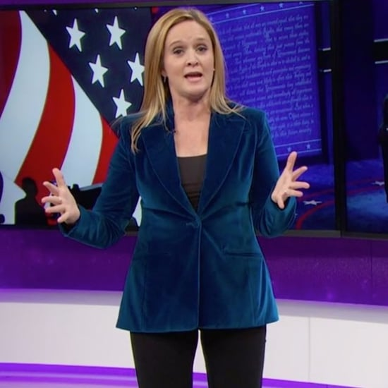 Samantha Bee Jokes About First Presidential Debate 2016