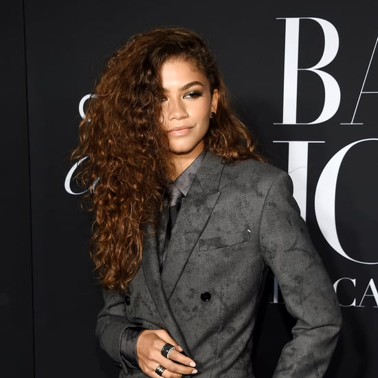 Zendaya, Ashley Graham, and More at Harper's Bazaar Party