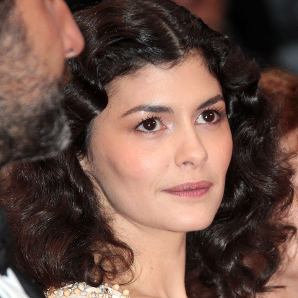 Audrey Tautou at the Closing Ceremony and Therese Desqueyroux Premiere