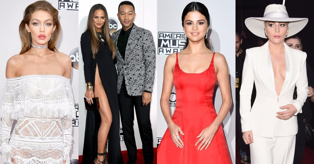 2016 American Music Awards Red Carpet Pictures
