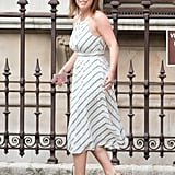 Maybe Princess Eugenie Will Opt For a Halterneck Gown