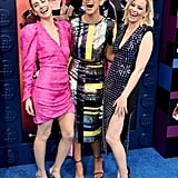 Pictured: Alison Brie, Stephanie Beatriz, and Elizabeth Banks