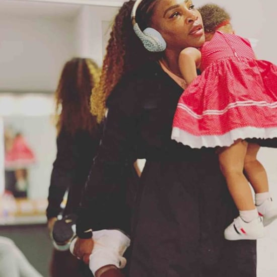 Serena Williams's Message For Working Parents
