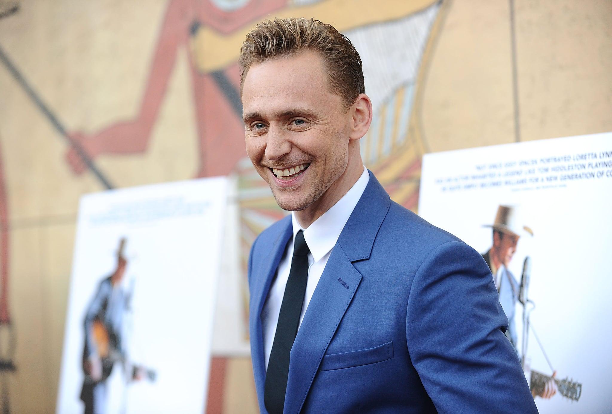 3621dcf7b91a Tom Hiddleston Facts   POPSUGAR Celebrity