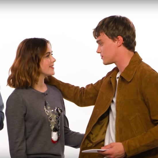 Watch the Let It Snow Cast Read Holiday Pickup Lines Video