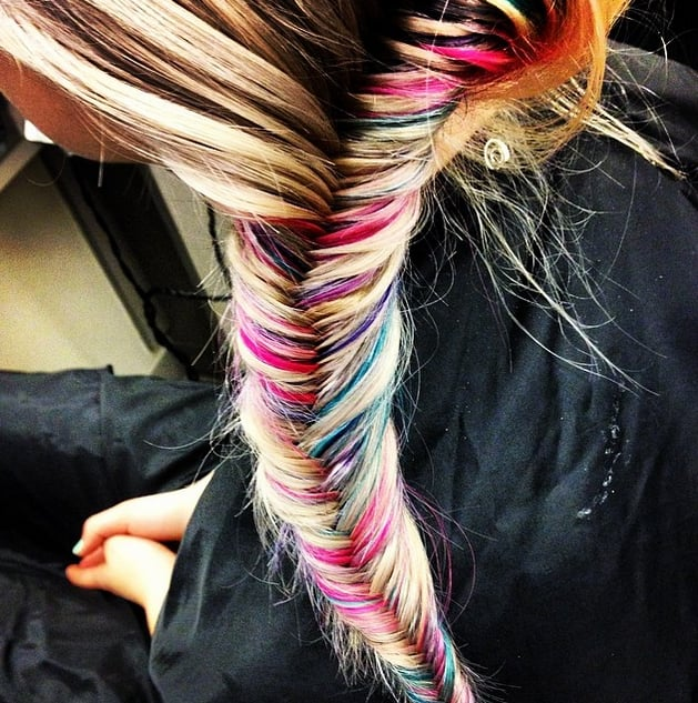 Fishtail Flair