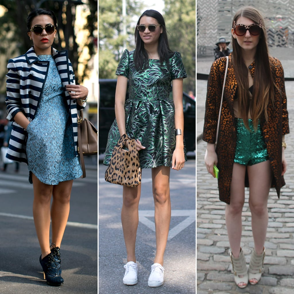 The Best Fashion Buys For the Jacquard and Brocade Trend