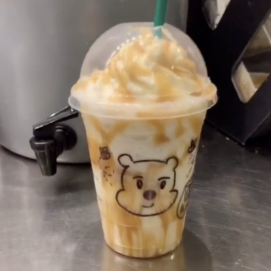 How to Order a Winnie the Pooh Frappuccino at Starbucks