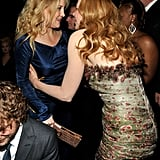 Pictures of Gwyneth Paltrow, Katy Perry, Justin Bieber, Usher, Eminem, and Rihanna at the 2011 Grammy Awards 2011-02-13 19:21:01