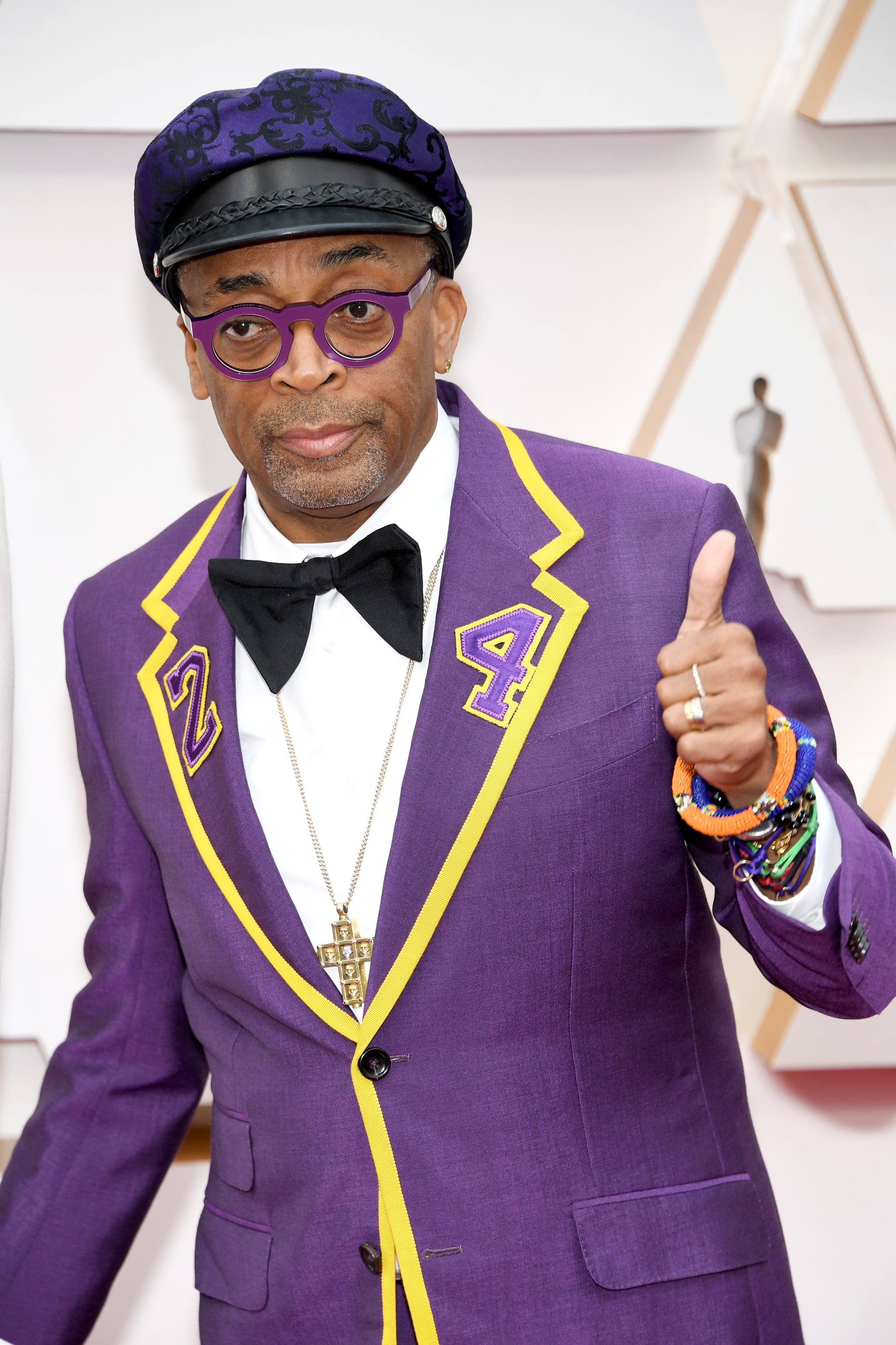 Image result for spike lee at the oscars