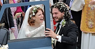 Kit Harington and Rose Leslie Are Officially Married!