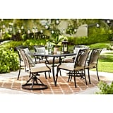 Belcourt 7-Piece Metal Outdoor Dining Set