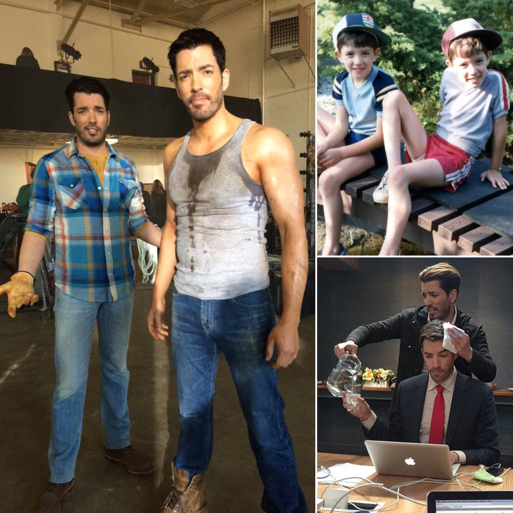 Property Brothers Jonathan And Drew Scott Facts Popsugar