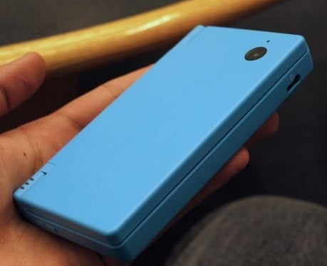 Daily Tech: The Blue Nintendo DSi Surfaces