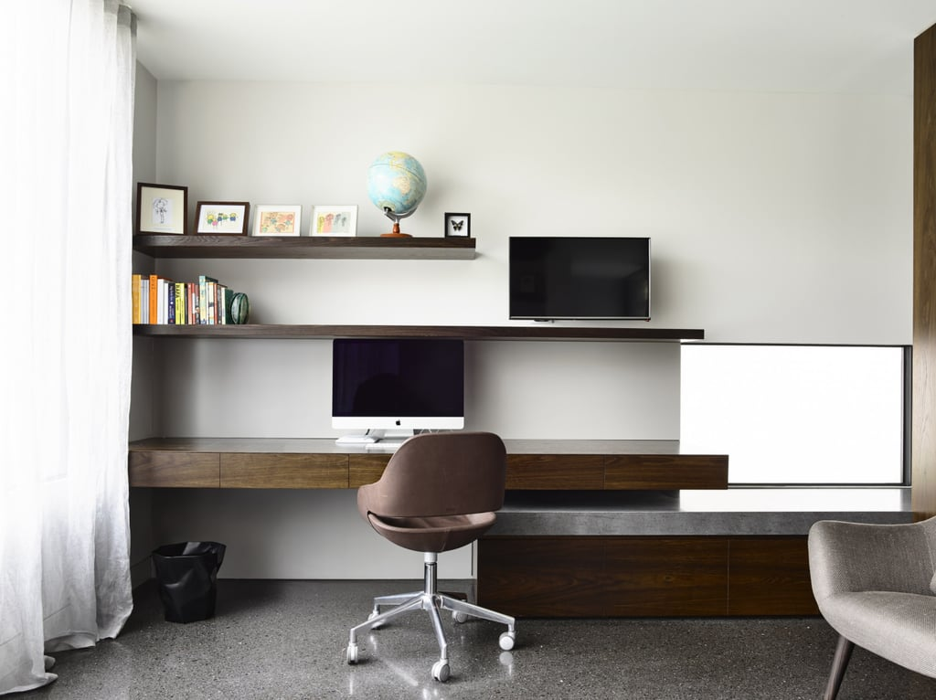 Home office inspirational designs popsugar home australia for Good office design