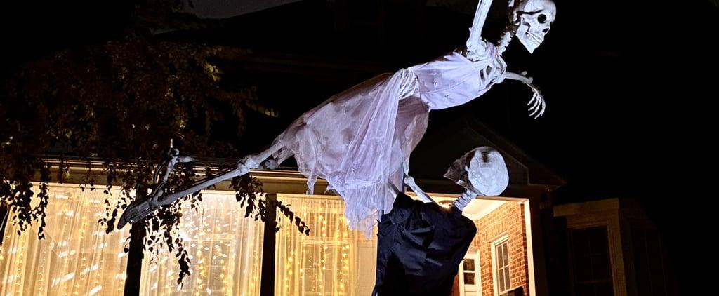 Dirty Dancing Halloween Skeletons