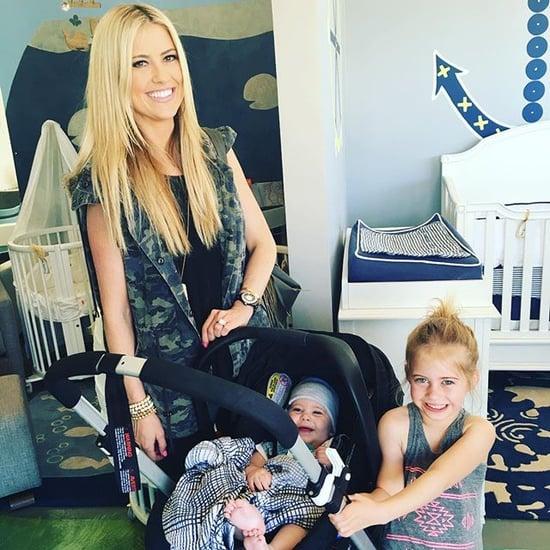 Christina el moussa s difficult birth