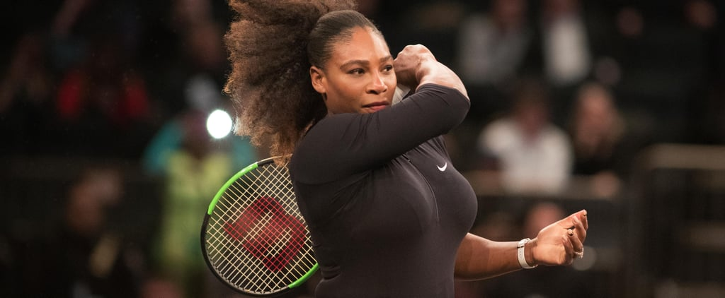 "Serena Williams ""Definitely"" Wants Her Daughter to Have a Tennis Partner, Erm, Sibling"